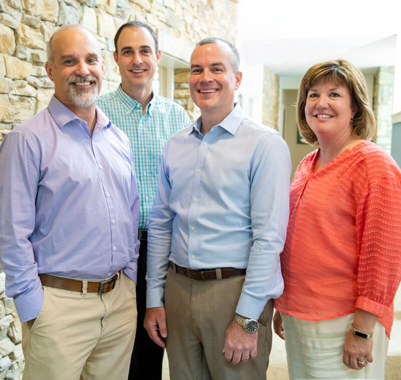 ProBenefits leadership team